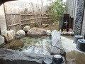 貸し切り露天風呂③