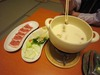 豆乳シャブシャブ
