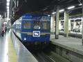 上野駅に入線時の北斗星