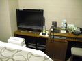 テレビと空気清浄機