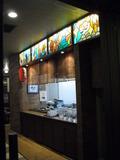 レストランの入口