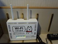 Wi-fiも使えます。