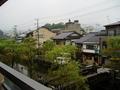 山本屋の部屋からの眺望1