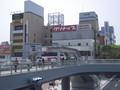 駅から一番近いホテルです