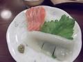 夕食・お刺身