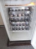 からの冷蔵庫