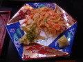 夕食・天ぷら