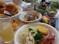 サニーストンホテル新大阪朝食
