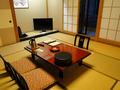 和室12畳でひろびろ