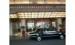 スイスホテルのエントランス