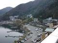 屋上からの眺め(旅館付近)