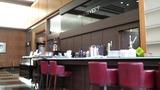 1階のカフェにあるバーのようなところ