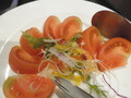 平取トマトサラダ