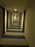 ホテル内通路