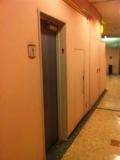 レストランフロアのトイレ