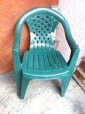 コインランドリーコーナーの椅子