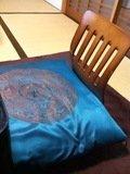 共用スペースの椅子