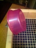 共同洗面台の洗面器