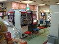 和室のゲームコーナー