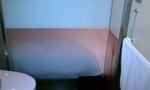 風呂から見た部屋