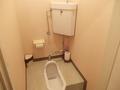 浴室内の男女兼用トイレ