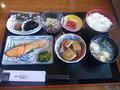 朝食(和食)の一例