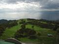 ウィンザーホテルから見渡す景色が素晴らしい