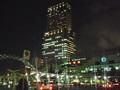 夜のJRタワーホテル日航札幌