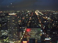 JRタワーホテル日航札幌から見た夜景