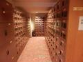 ジャスマックプラザホテル 靴のロッカールーム