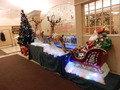 2階パルテールのクリスマスデイナー