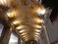 ルネッサンスサッポロホテル、ロビーの天井