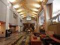 ルネッサンスサッポロホテル、ロビーの様子