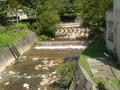 湯元オロフレ荘 近くの川