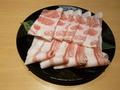 「旬粋料理 和ぎ(なぎ)」泉州犬鳴ポーク