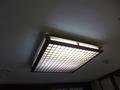 部屋の照明