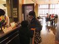 2階レストラン「YAMAZAKURA」お会計