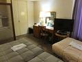 ベッド2+1、ドレッサー、TV、クローゼット