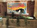 東玄関吹き抜け上方の絵画