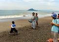 恋路ヶ浜と島崎藤村と三島由紀夫