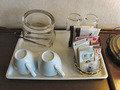 煎茶・しいたけ茶・とうがらしうめ茶セット