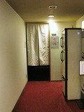 女性用小浴室入口