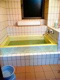 女性用小浴室