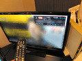 客室のTV