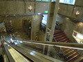 地階への・・・