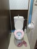 共同トイレの様子