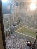 風呂場の様子