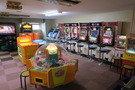 【日帰り利用】ゲームセンタールームの様子