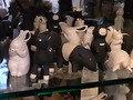 売店の人形達