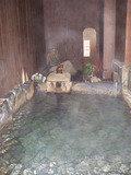 石のお風呂